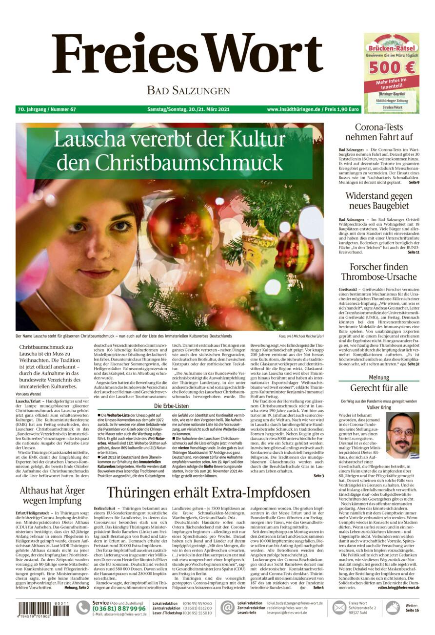 Insuedthueringen Epaper